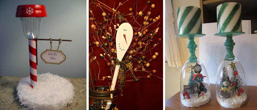 30 Inexpensive Decorating Ideas: On A Budget? 30 Dollar Store Christmas Decor Ideas