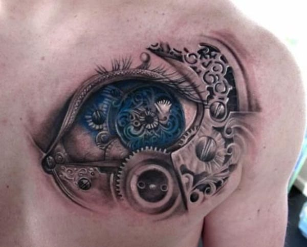 51 Super Awesome Chest Tattoo Ideas For Men Awesomejelly