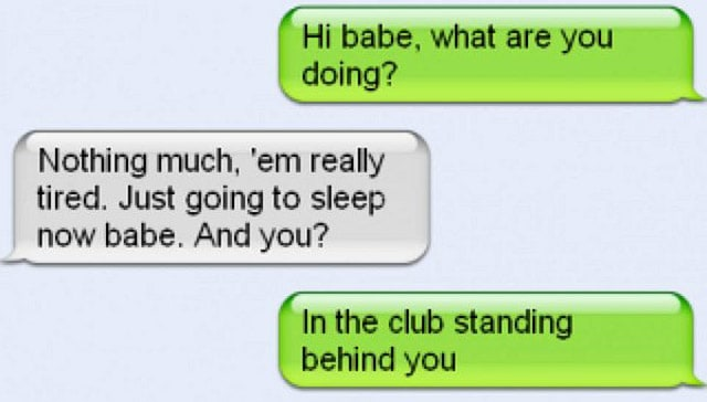 10 Caught Cheating Text Messages That Will Make You Cringe
