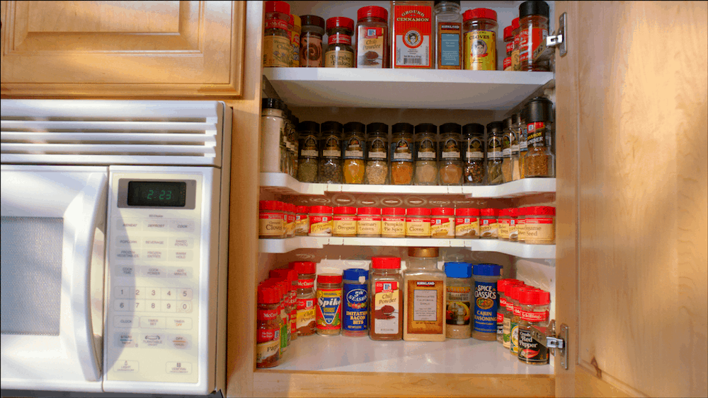 As Seen On Tv Spice Rack Beauteous This 60 'Spicy Shelf' From Walmart Is A Kitchen Organization Game