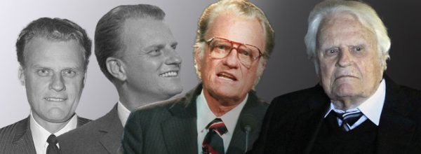 The Rev. Billy Graham, Prominent Christian Evangelist, Dead At 99