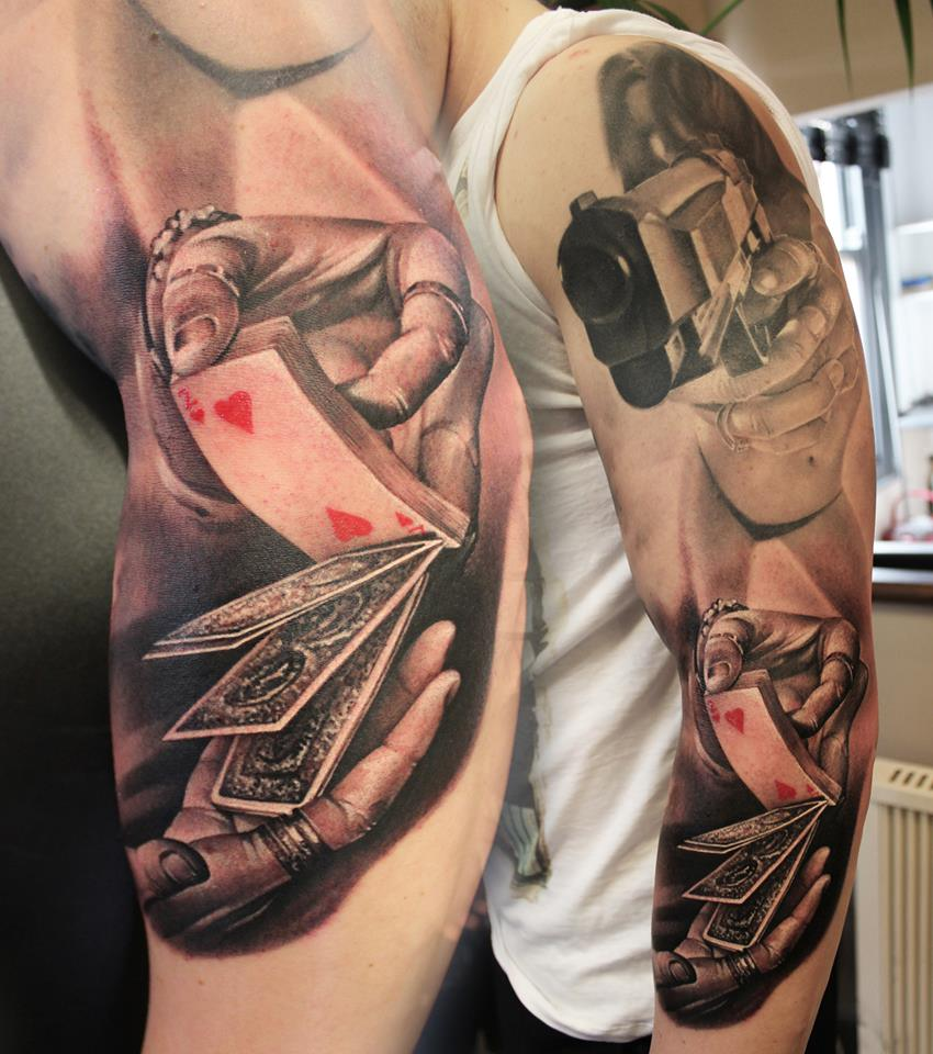 This tattoo artist from the uk creates the most brilliant for Best tattoo artists in colorado