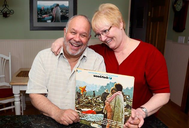 The Couple Featured On The Woodstock Album Cover Are Still