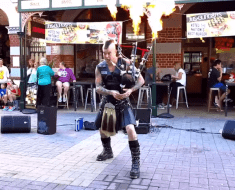 This Violin Cover Of AC/DC's Thunderstruck Is Freaking Awesome, A