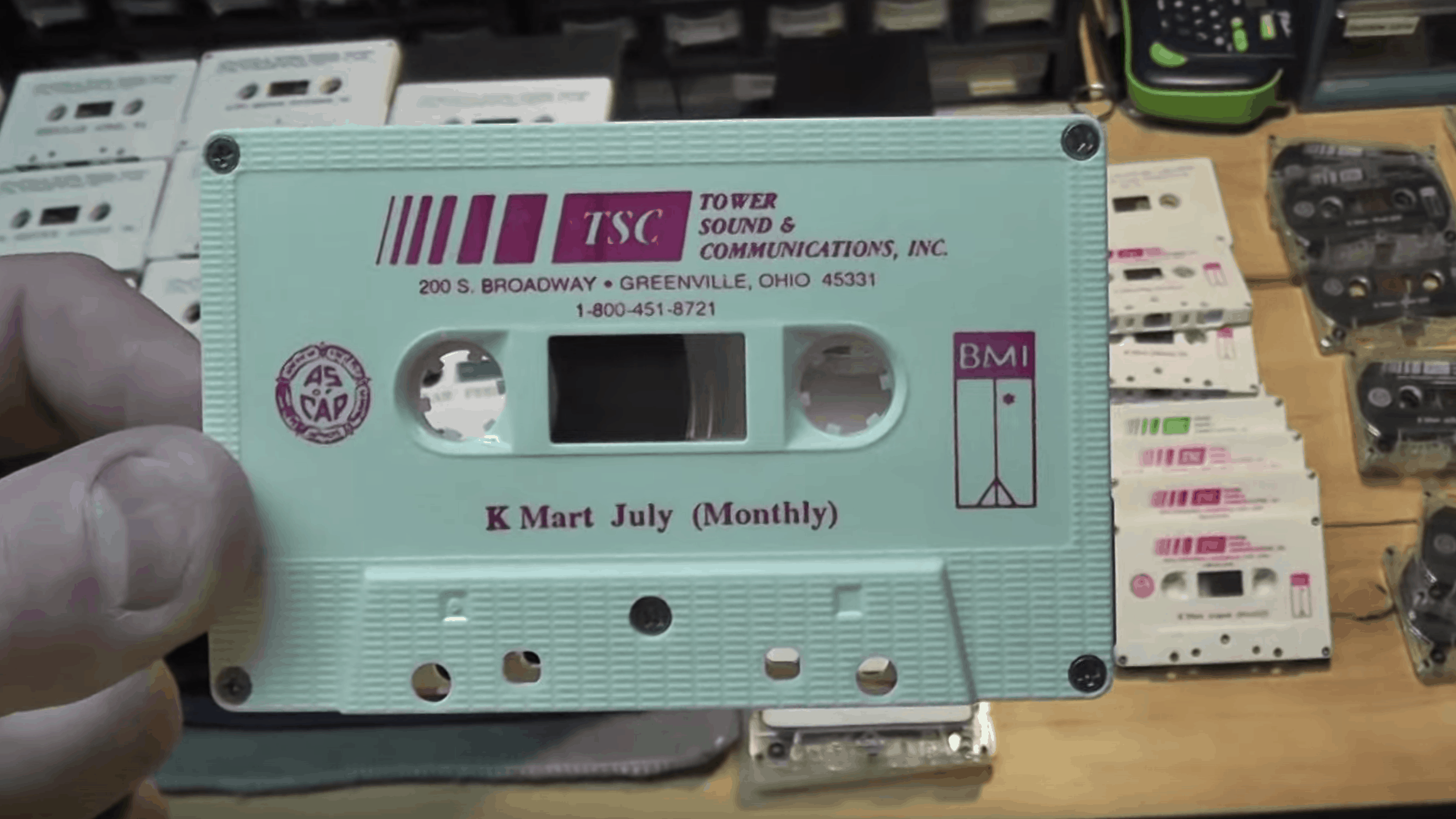 Complete Collection Of Kmart In-Store Background Music