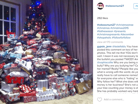 Did This Mom Go Overboard With Massive Pile Of Christmas