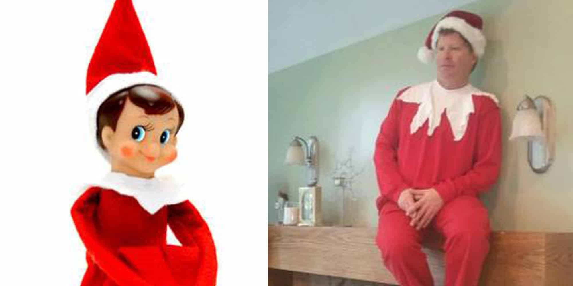 Boston Man Offers 'Real Life Elf On The Shelf Experience ...