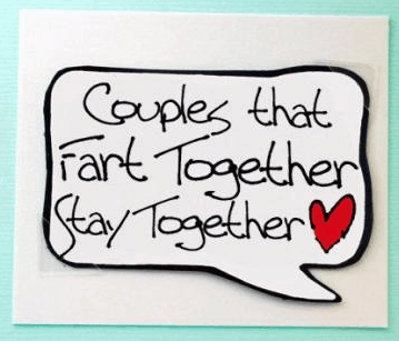 Couples That Fart Together   Stay Together! • AwesomeJelly com