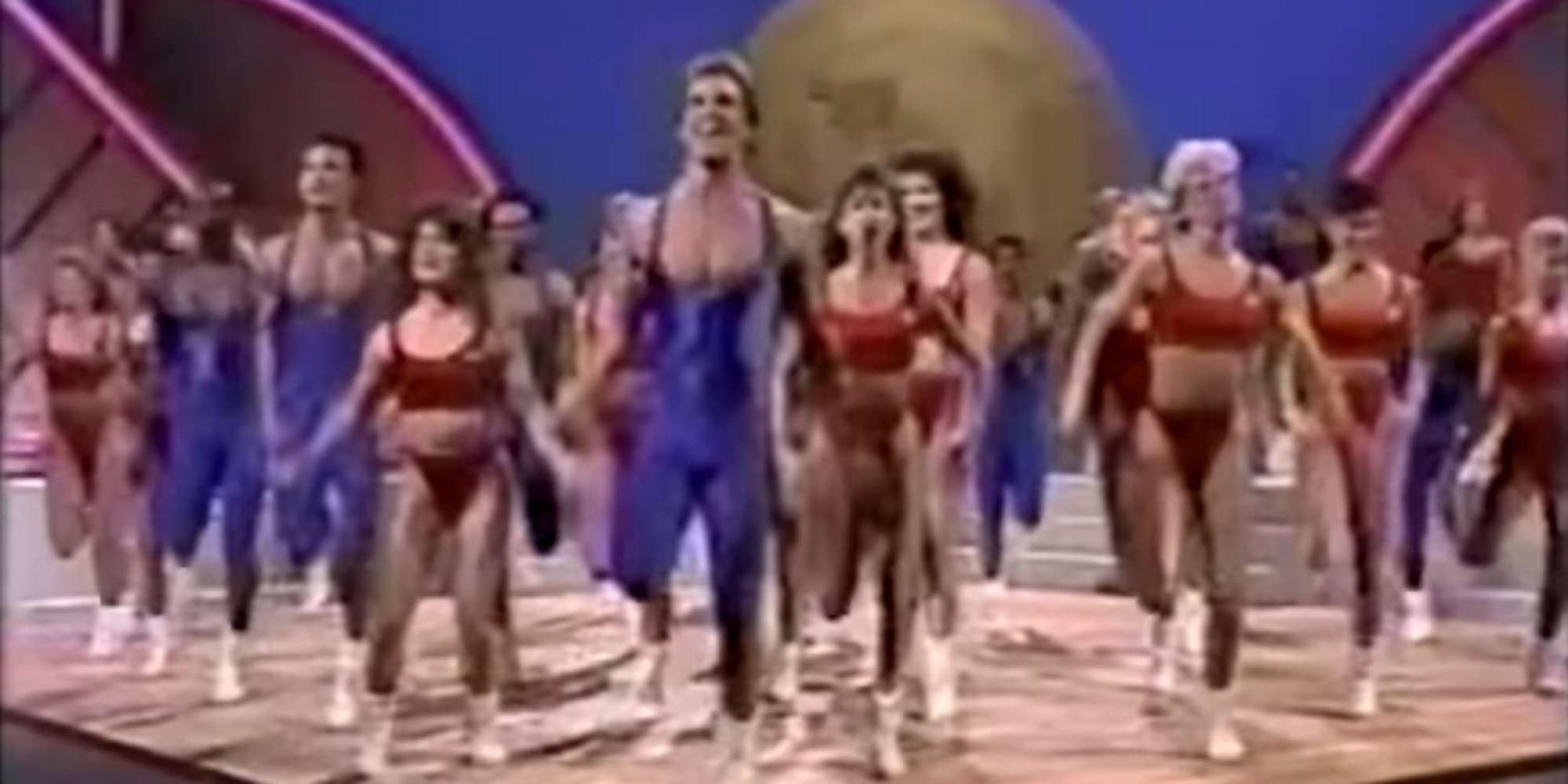 This Aerobics Video Fits Perfectly With Jpg 2000x1000 80s Videos