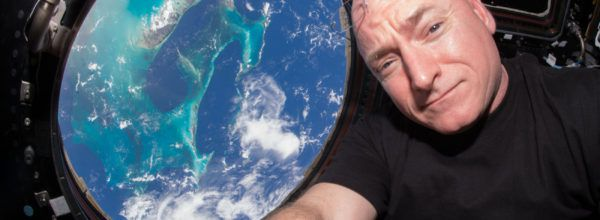 Astronaut Scott Kelly Spent A Year In Space And He Took Some Out Of This World Photos!