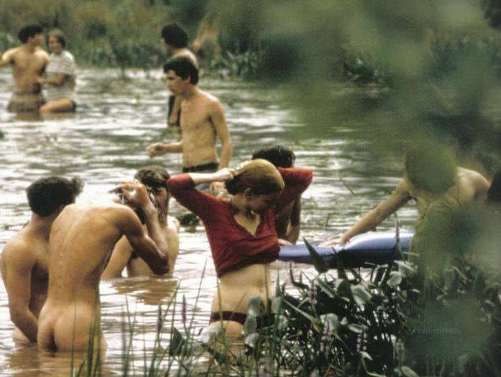 these rare photos from woodstock prove we missed the
