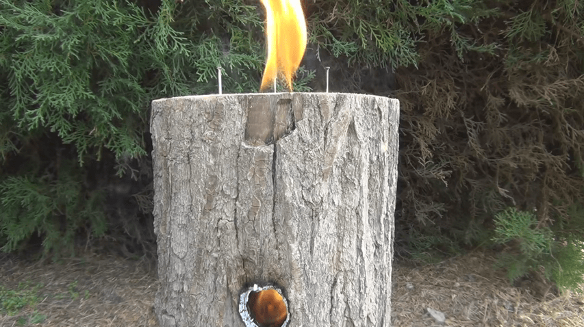 This Easy To Make Wood Rocket Stove Is A Must Try This