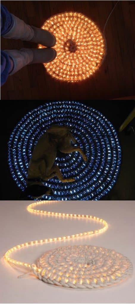 Do It Yourself Lighting: Light Up Your Decor With This Do-It-Yourself Glowing Rope