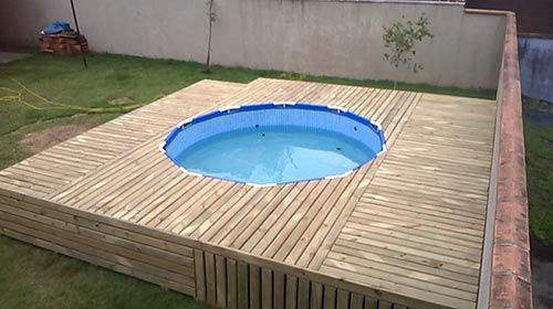 Image result for funny small swimming pool
