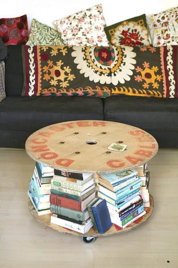 27 Fantastic Diy Ways To Repurpose An Old Wooden Wire Spool