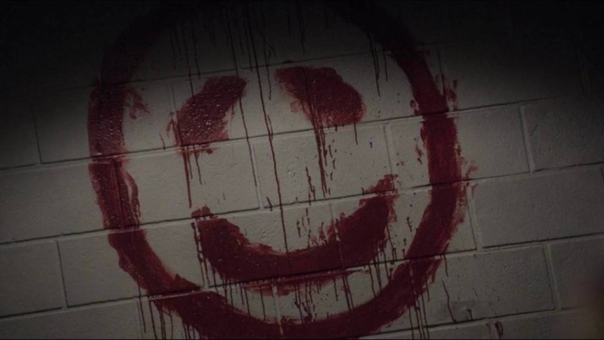 Painted Smiley Face Movie