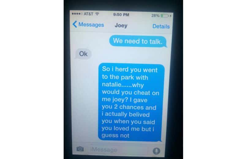 11-Year-Old Has 'Best Ever' Break-Up Text With Young