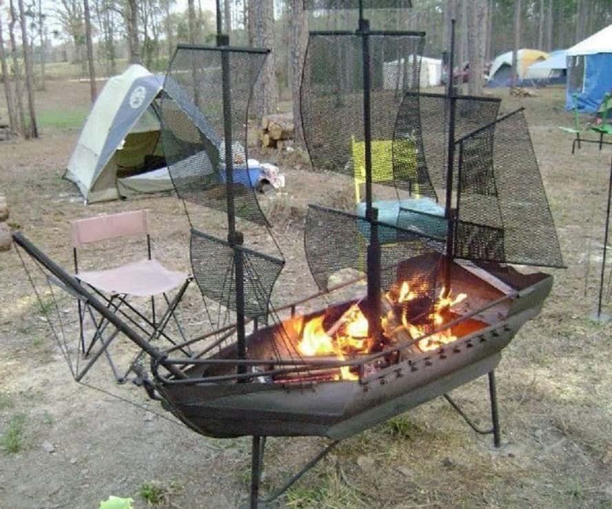 35 Diy Fire Pit Ideas: 35 DIY Fire Pit Ideas Perfect For Your Backyard