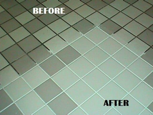 An Amazing Natural Grout Cleaning Solution That Really Works