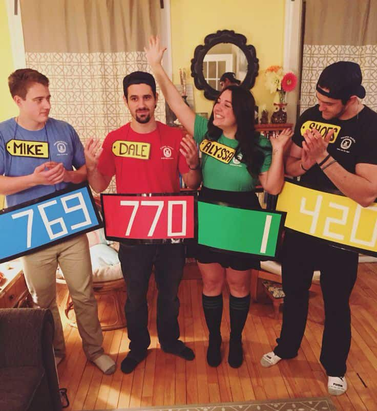 Halloween Group Costumes.19 Cheap And Easy Diy Group Costumes For Halloween
