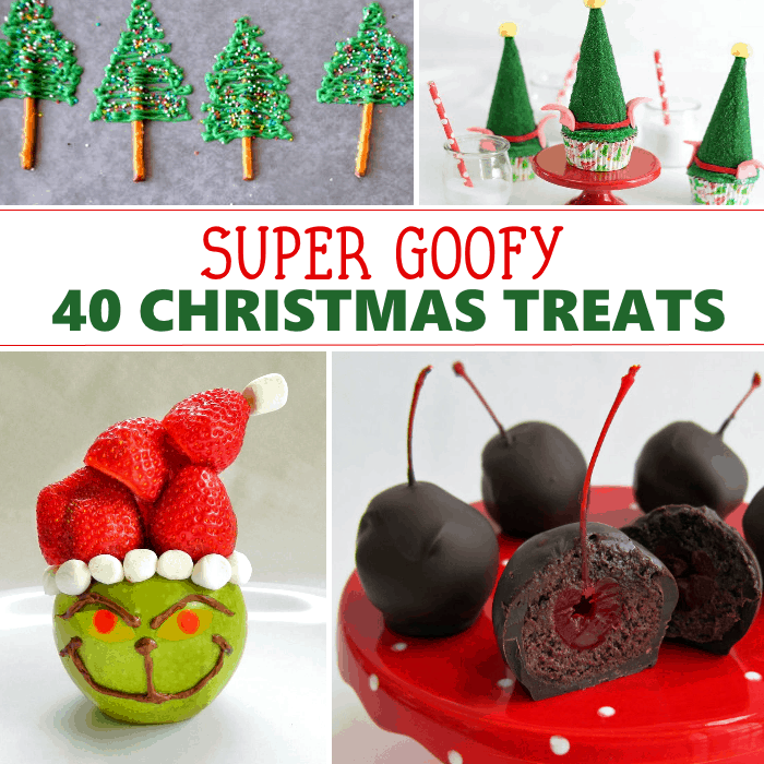 Easy Christmas Treats.41 Easy Creative And Tasty Christmas Treats That You Can