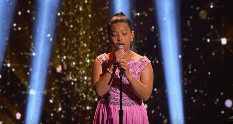 Elha Recently Appeared On Steve Harvey S Little Big Shots Tv Show Where She Belted Out A Cover Of Sia Chandelier And Totally Nailed It