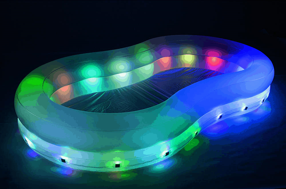 This $40 Color Changing \'Party Pool\' From Kmart Is The Best ...