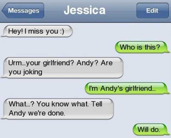 funny text comebacks