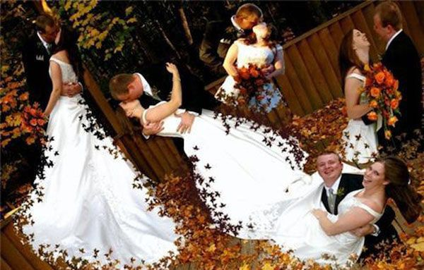 Bad Wedding Photos.10 Of The Strangest Wedding Photos You Will Ever See Awesomejelly Com