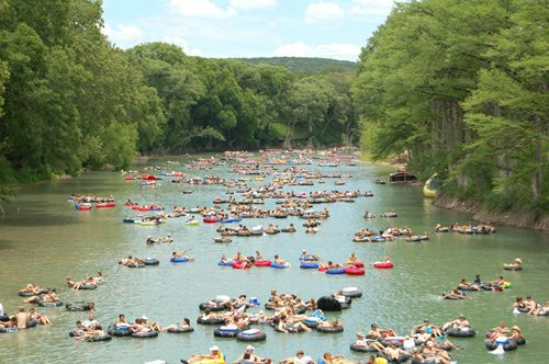 The Big 'Float Down The Kennebec' Event To Be Held August