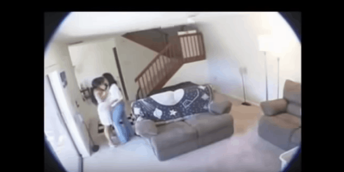 Marvelous Husband Set Up Hidden Camera To Catch Maid Stealing Download Free Architecture Designs Sospemadebymaigaardcom