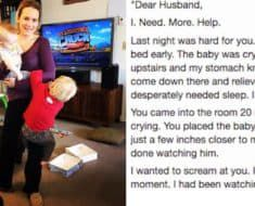 mom open letter to husband