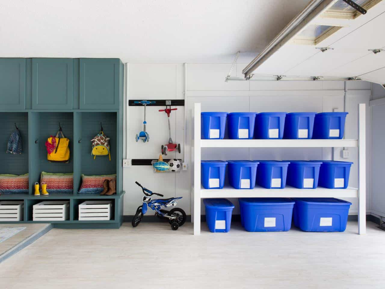 Dining Room Storage Ideas To Keep Your Scheme Clutter Free: Eight Useful Ways To Organize Your Garage For A Clutter