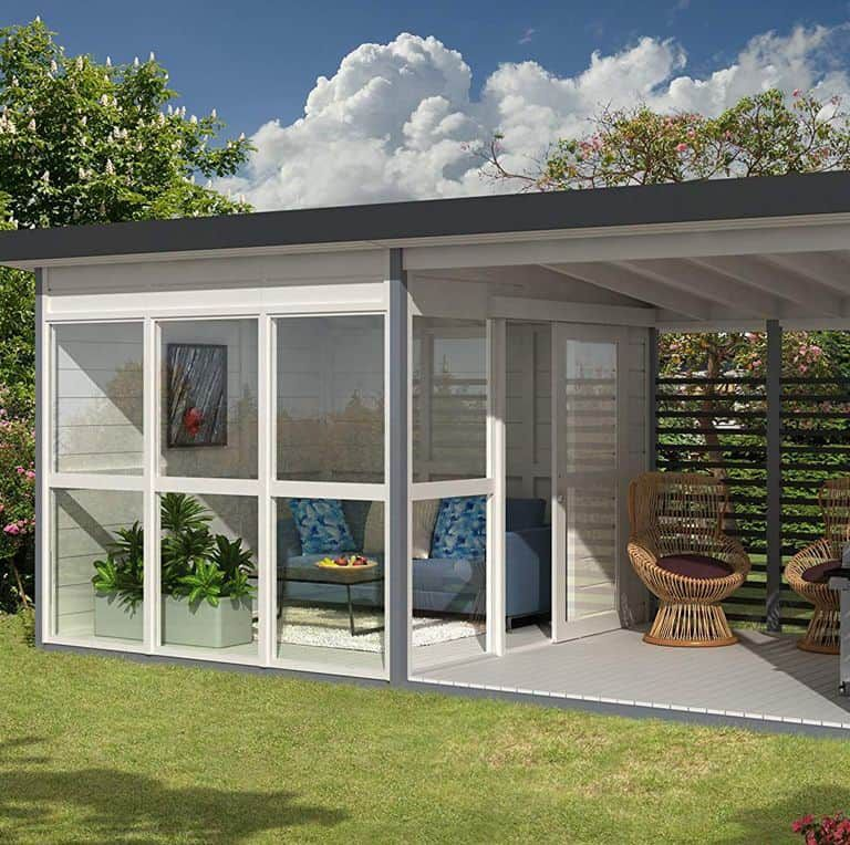 Amazon Is Selling A DIY Backyard Guest House That Can Be